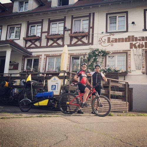 Neukirch – Leipheim (Un sostenitore)